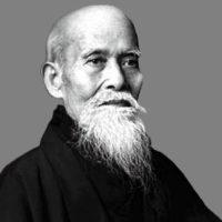Ô-sensei, Morihei Ueshiba, Fundador del Aikidô